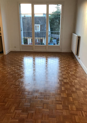 Sol parquet 35 m2 JDF RENOV : renovation appartement maison : Nous rénovons votre salle de bain du sol au plafond !