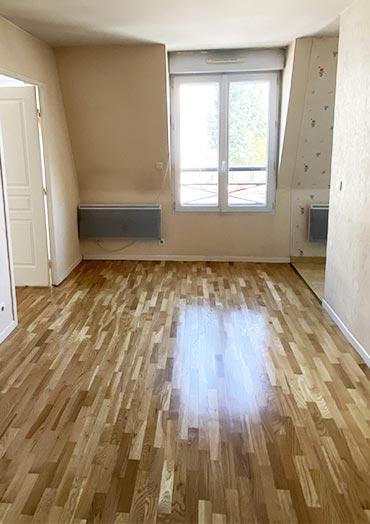 jdf renov renovation appartement maison plombier montigny-le-bretonneux 78180 parquet poncage parquet chene
